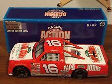 Ron Hornaday Jr. #16 Papa Johns NASCAR 1:24 Truck