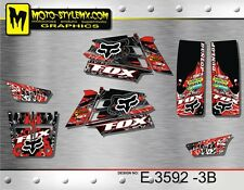 Moto-StyleMX Yamaha Banshee 350 QUAD stickers kit decals MX