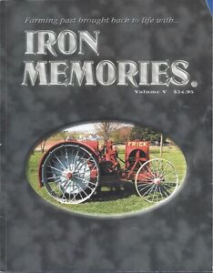 Farming past brought back to life with...IRON MEMORIES Volume V 2006