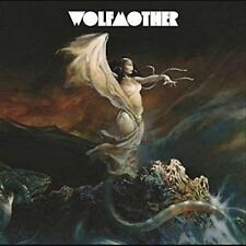 WOLFMOTHER Wolfmother Self Titled 2 x 180gm Vinyl LP + Download  NEW & SEALED