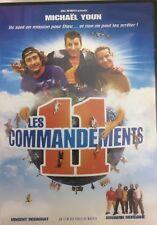 Les 11 Commandements dvd