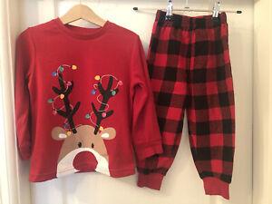 Kids Christmas Pyjamas Age 2-3 Years