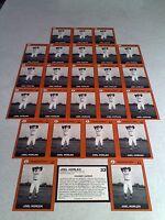 *****Joel Horlen*****  Lot of 50 cards.....3 DIFFERENT / Baseball