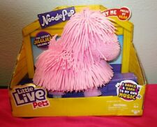 Little Live Pets Noodle Pup Pink Interactive Toy Dog NEW