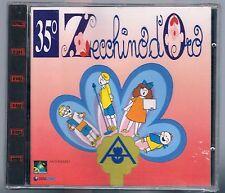 35° ZECCHINO D'ORO 1992 PICCOLO CORO DELL'ANTONIANO CD F.C. SIGILLATO!!!