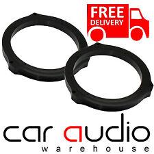 "CT25FD07 Ford Focus 2005-2011 Front Door 17cm 6.5/"" Speaker Adaptor Bracket Rings"