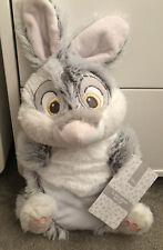 Primark Disney Thumper (Bambi) Bunny Rabbit Soft Hot Water Bottle & Cover NEW❤️
