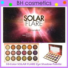 NEW BH Cosmetics 18-Color SOLAR FLARE Baked Eye Shadow Palette FREE SHIPPING NIB