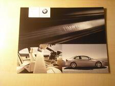 49549) BMW 3er Reihe E92 Coupe individual Prospekt 2007
