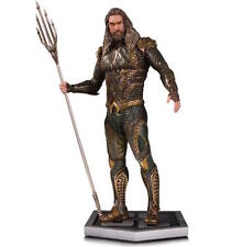 Justice League movie AQUAMAN statue~Diamond Select~DC Direct~Batman~NIB