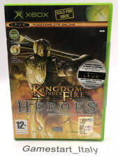 KINGDOM UNDER FIRE HEROES - XBOX - VIDEOGIOCO NUOVO - NEW PAL VERSION