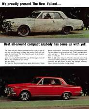 Plymouth 1963 - We Proudly Present the New Valiant