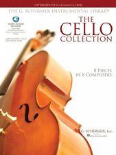 The Cello Collection Intermediate to Advanced Level G. Schirmer 050486149