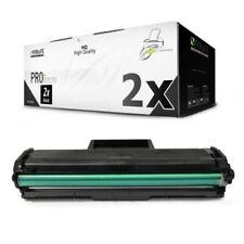 2x Pro Cartouche pour Samsung Xpress M-2070-F M-2026-W M-2070-FW M-2071-HW