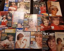 Huge princess diana lot