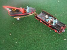 Batman Bat Mobile mit Batboat von Corgi Toys