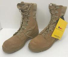 Belleville 390 DES Combat Boots Size 9.0 Regular New In Box