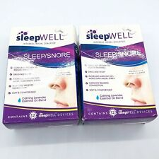 Sleepwell Internal Nasal Dialator 12 pack  Lot of 2