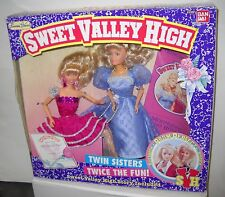 #1820 Sweet Valley High Prom Perfect Elizabeth & Jessica Twin Sisters Giftset