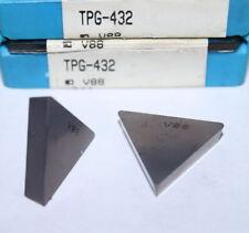 TPG 432 V88 VALENITE INSERT