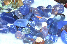 Tumbled Gemstone Crystal Blue Lace Agate 5g
