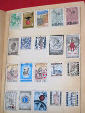 ~ 500 ~ WORLD STAMPS / CATALOGED / 1956 / 64 OLYMPICS