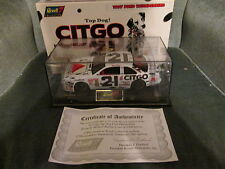 "Revell Collections 1/24 M.Waltrip #21 Citgo/Dalmatian ""Top Dog"" 1997 Ford T-Bird"