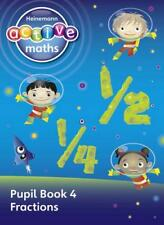 Heinemann Active Maths Exploring Number: First Level Pupil Book 4 by Lynda Keith
