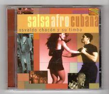 (IA6) Salsa Afro Cubana, Osvaldo Chacon Y Su Timba - 2001 CD