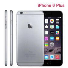 Original Unlocked Apple iPhone 6 Plus iOS 64GB Gray Fingerprint 4G Smartphone