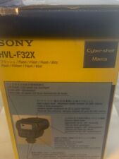 Sony HVL-F32X External Shoe Mount Flash