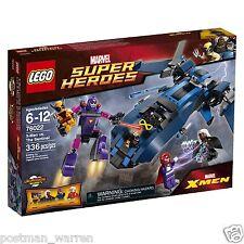 LEGO - X-Men vs. The Sentinel - Marvel Super Heroes 76022 - Brand New & Sealed