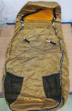 Quinny 64900130 Speedi - Fußsack Bronze Reflection / Kinderwagenzubehör / Baby