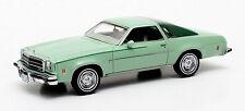 Chevrolet Chevelle Malibu Hardtop von 1974 in grün von Matrix in 1:43