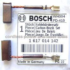 Bosch Carbon Brushes 36V GBH36VF SDS Drill Genuine Original Part 1 617 014 142