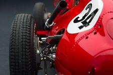 Exoto XS 1:18 | Chassis No. 34 | 1958 Ferrari Dino 246 F1 | Luigi Musso | Monaco