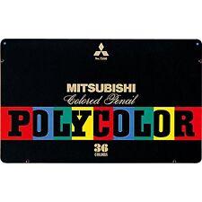 Mitsubishi pencil drawing 36 color set K750036C