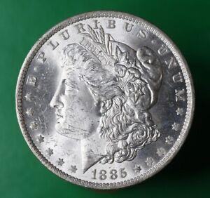 1885O 1885 O Morgan Silver Dollar Coin High Grade USA Stunning