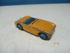 old dinky austin healey 109
