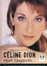 """Livre Céline DION """"Pour Toujours...""""avec Barbra STREISAND, 192 pages + Documents"""