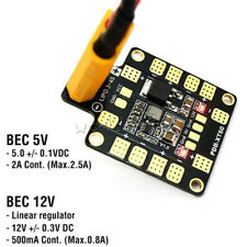 PDB XT60 w/BEC 5V/12V Power Distribution Module Board for FPV Drone Quad