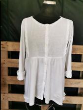 Túnica señora camisa Odd Molly talla 2 = 38-Weiss Organic Cotton super Estado