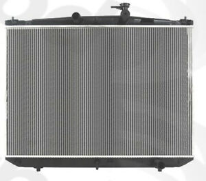 Radiator Global 13657 fits 17-19 Toyota Highlander