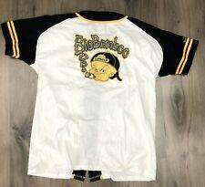 Big Bamboo Bar Shanghai Baseball Style Jersey Mens XL Embroidered Craft Beer