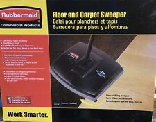 New Rubbermaid Commercial Products Floor And Carpet Sweeper For Tile Wood Carpet