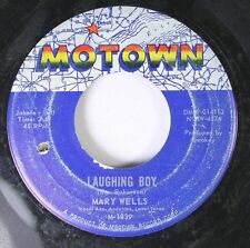 Soul 45 Mary Wells - Two Wrongs Don'T Make A Right / Laughing Boy On Motown 1