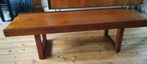 Mid-century Danish -style coffee table.