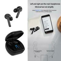 Wireless Headphones Bluetooth  5.0 Headset Noise Cancelling Stereo Over  Earphon