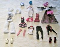Monster High Doll Lot (2) ~ Clothes, Shoes, Outfits & Accessories