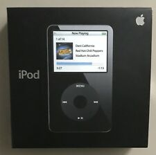 Apple iPod Classic 5th Generation Black (60GB)